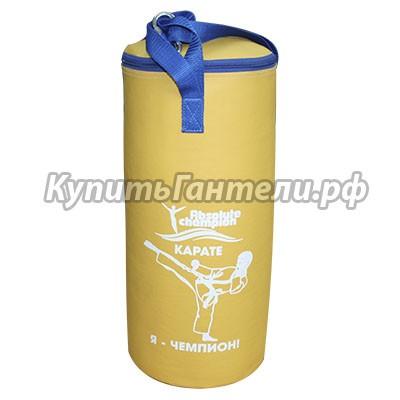 Мешок боксерский Детский 4кг (L40см, D17см)