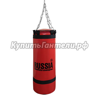 Мешок боксерский Стандарт плюс 45кг (L88см, D29см)